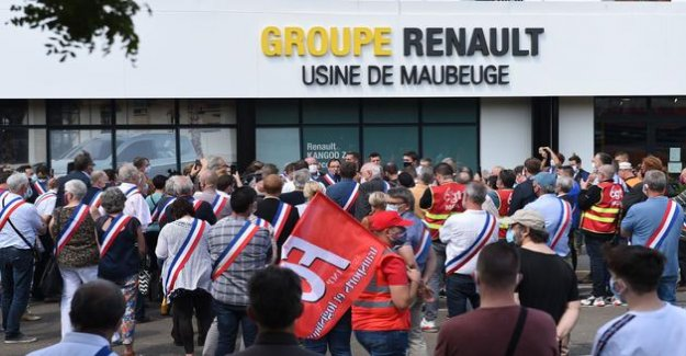 Renault Maubeuge : activity and employment would be maintained beyond 2023