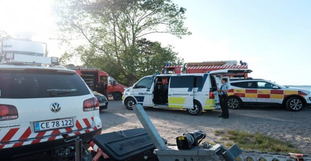 Rescue set: Man found drowned