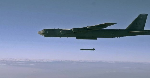 Russia: the UNITED states is turned into destructive atomvåbenkurs