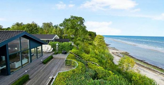 Sea views to millions: Known family sells luxury cottage