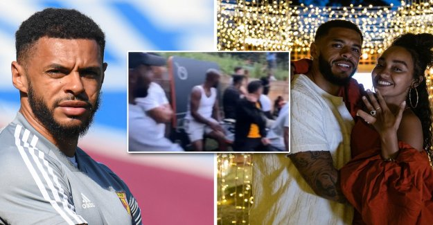 Shut down – after a leaked party pictures