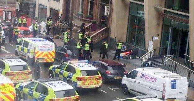 Six injured in Glasgow: Police suspect terror