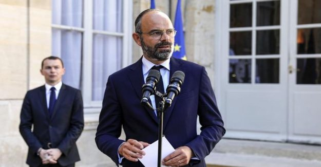 Survey: Édouard Philippe emerge strengthened from the crisis of the sars coronavirus
