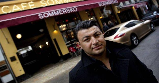 Svindeldømt ex-cafékonges company bankruptcy with 9.8 million. crowns