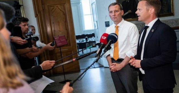Swedish expert raging over Denmark: - In determines not
