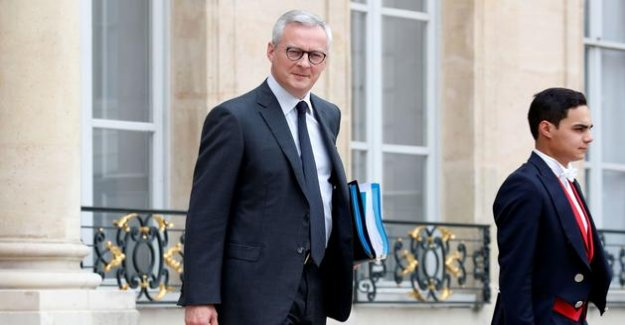 Tax Gafa : France denounces a provocation of the United States