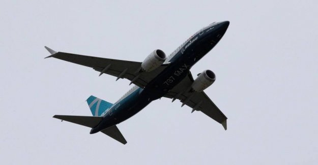 The Boeing 737 MAX is on the wings again