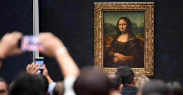 The Louvre reopens its doors and fears of a attendance, divided by five