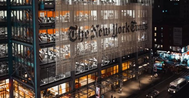 The New York Times will lay off 68 employees