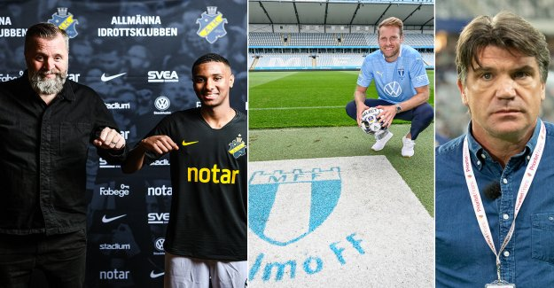 The Swedish transfer window could be moved once again