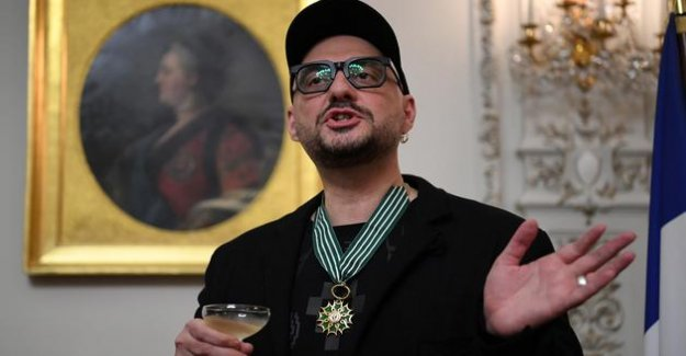 The Union of the critical awards to Kirill Serebrennikov the prize for best foreign performance for Outside