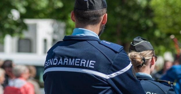 The application of the gendarmes, GendNotes, there is concern over