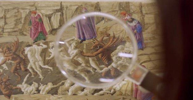 The beauties abyssal Sandro Botticelli