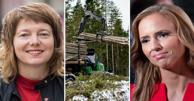The christian democrats had ignored the forest's carbon reduction