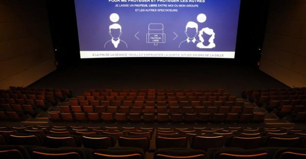 The cinemas will be welcoming to new viewers as of Monday