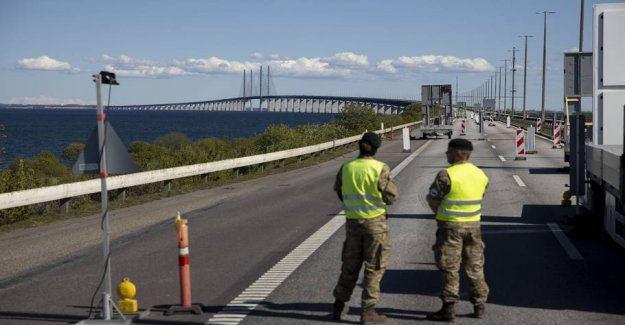 The national police: The swedes must come into