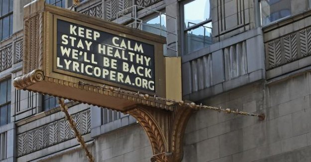 The operas of Chicago and San Francisco will cancel their fall season