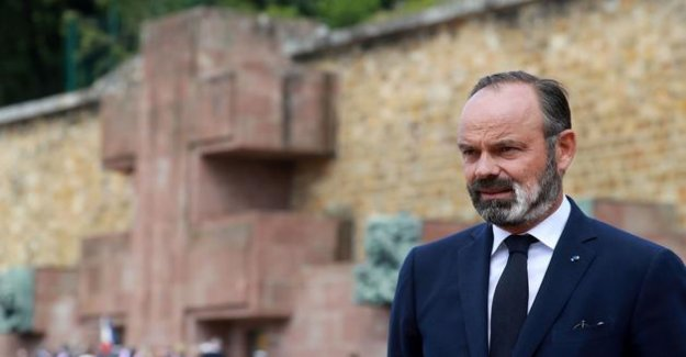 The popularity rating of Edouard Philippe continues to rise