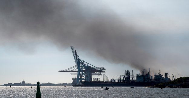 The requirements of the new arrangements following the fire at the port of Gothenburg