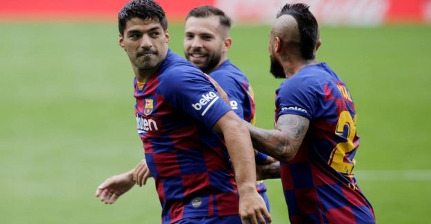 The star was furious: Trouble in the Barca locker room