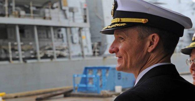 The u.s. navy re-not captain Brett Crozier