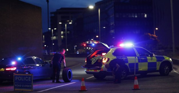 Three killed in stabbing in England