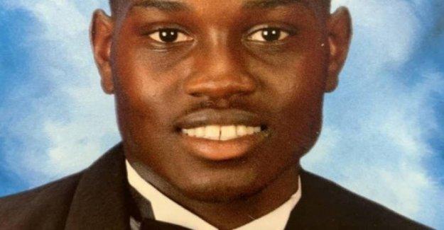 Three men indicted for killing black man