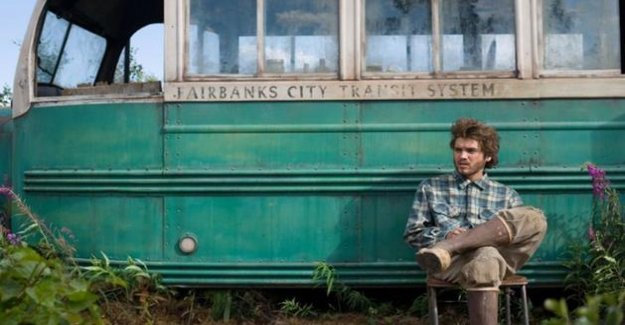 Too dangerous, the Magic bus of the movie Into the Wild in Alaska moved