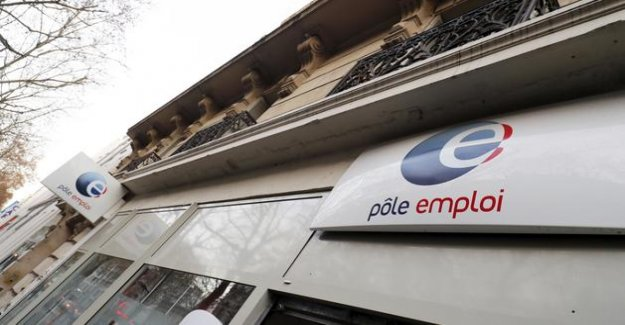 Unemployment : drop in trompe-l'oeil during the month of may