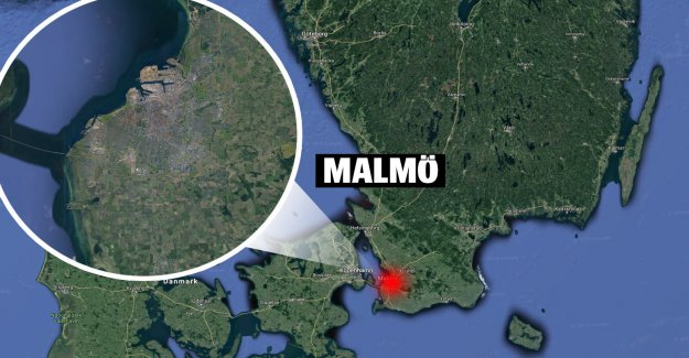Villa fired several shots in Malmö, sweden
