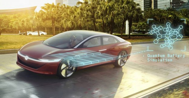 Volkswagen throws away 1.3 billion after batterifirma