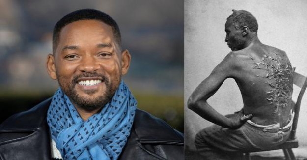 Will Smith in the shoes of the most famous slave in american history