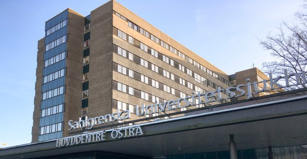With the introduction of the hygienkörkort in the East of the hospital