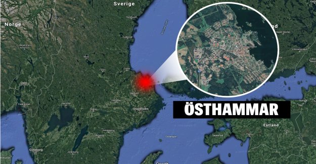 Woman's death in a tragic drowning accident in the Gräsö
