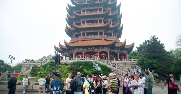 Wuhan may become the new tourist hotspot