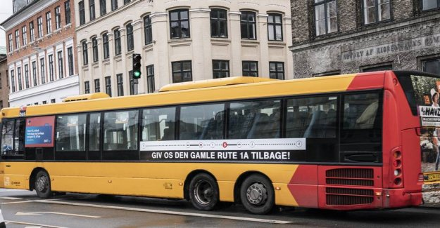 Young man assaults passenger with nødhammer in the bus