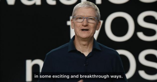 iOS 14, iPad OS... that we have held ads Apple