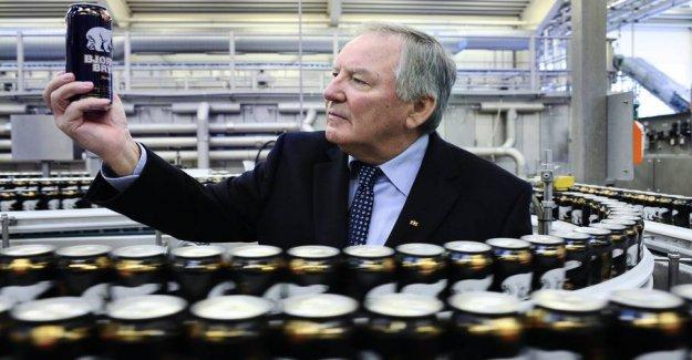 Ølkongen used 300 Harboe-million on own firms