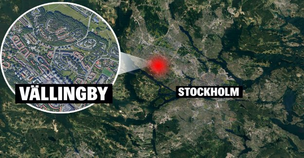 A suspected murder in a Stockholm, sweden – a young man's death