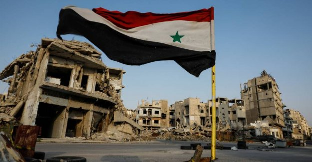 At least 44 killed in fighting in Syria