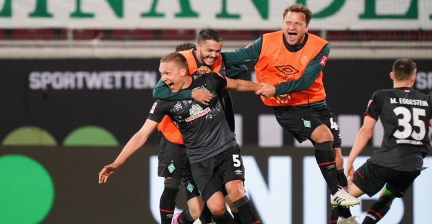 Augustinsson great matchhjälte in the second leg