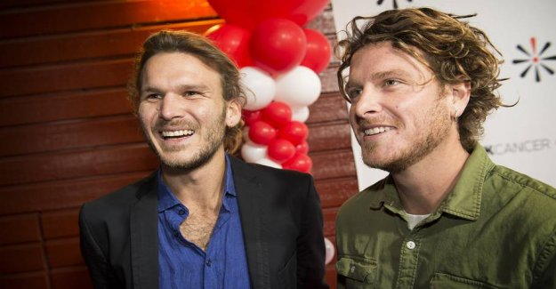 Beha-the brothers set a new Danish record