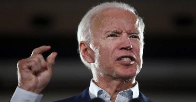 Biden threatens Trump in Texas