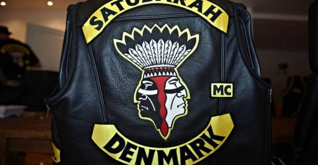 Bikers in court: the Case of violence and dummebøde