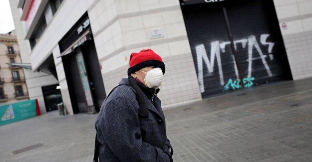 Catalonia will make face masks mandatory
