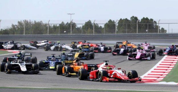 Coronaafbræk has given the Danish racerhåb extra busy