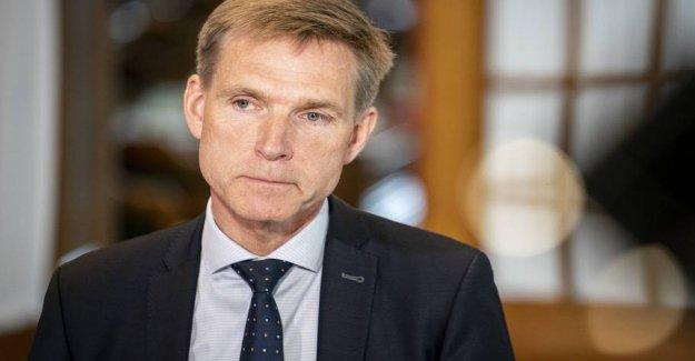 Councillor calls on Thulesen Dahl to resign as president