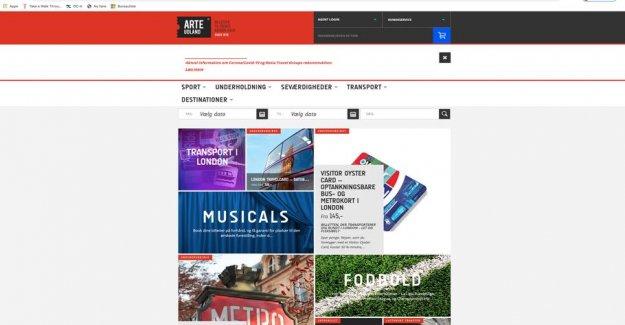 Danes rages over the billetfirma