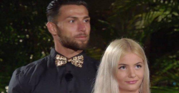 Danish Paradise-winner hated in Sweden