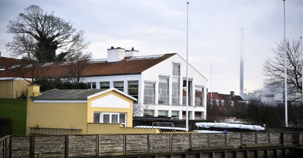Detection: Harboe sold the villa to the ølkongens daughter